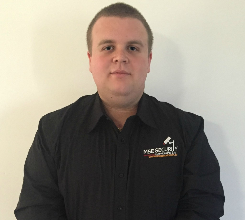 Shane from MSE Security 3